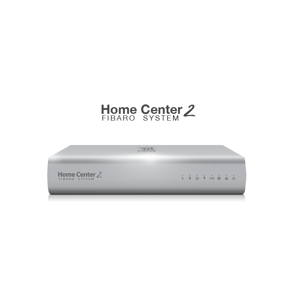 Fibaro Home Center 2 Gheim